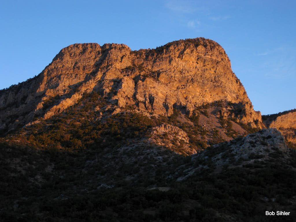 Spring Mountains, Dawn