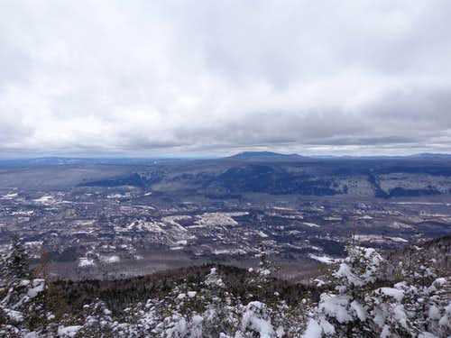 Manchester and Stratton Mountain