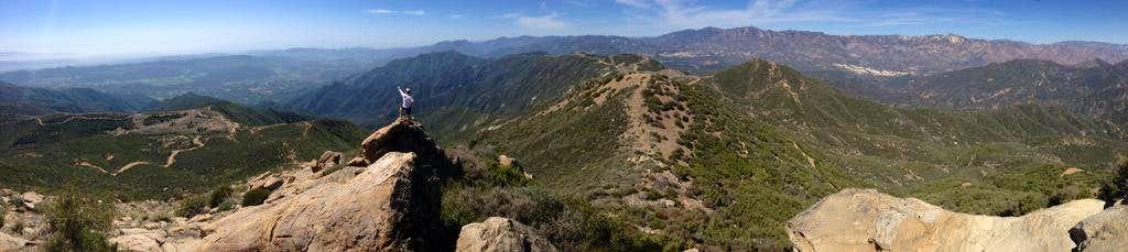Horn Canyon Trail Head