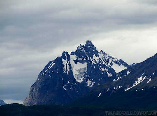Mount Olivia - 1.326 m.