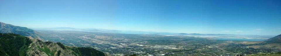 Lewis Peak 1