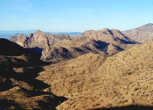 Lower Catalinas