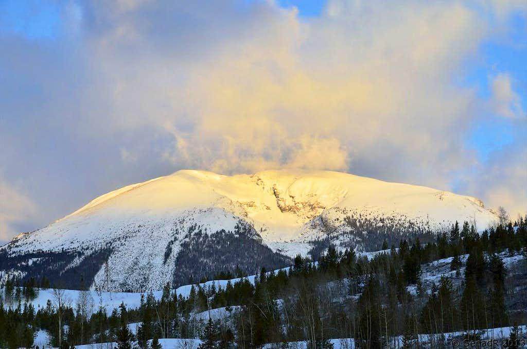 Buffalo Mt