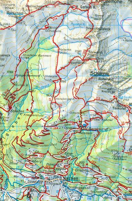 The Scharnik map
