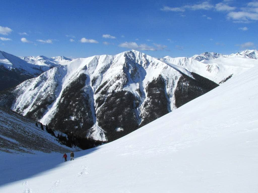 Lackawanna Couloir (Southwest Couloir)