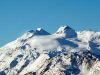 Il Rutor (3483 m.) del...