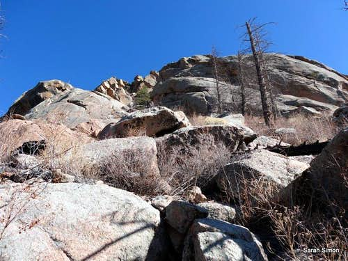 Southern Boulders