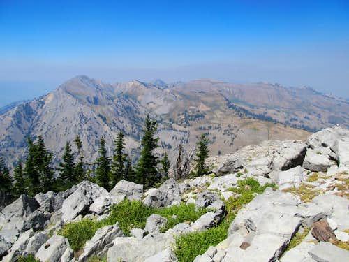 Sheep Creek Peak