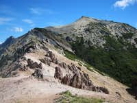 Cerro Bella Vista Ridge