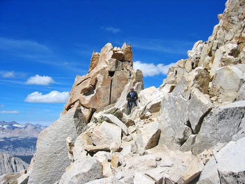 Mount Whitney spur trail