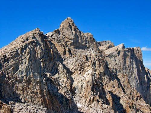 Mt. Muir, Pinnacles (Needles) & Mt. Whitney
