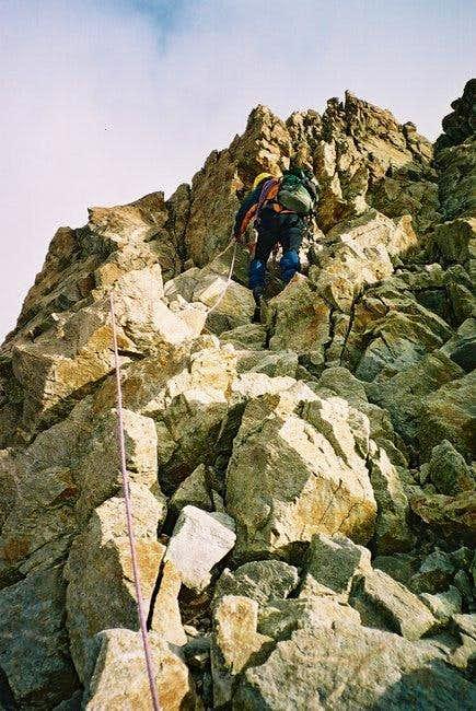 On SE ridge