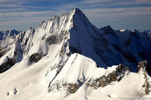 North Ridge of Forbidden Peak