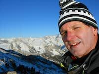 Alta Peak Tourist