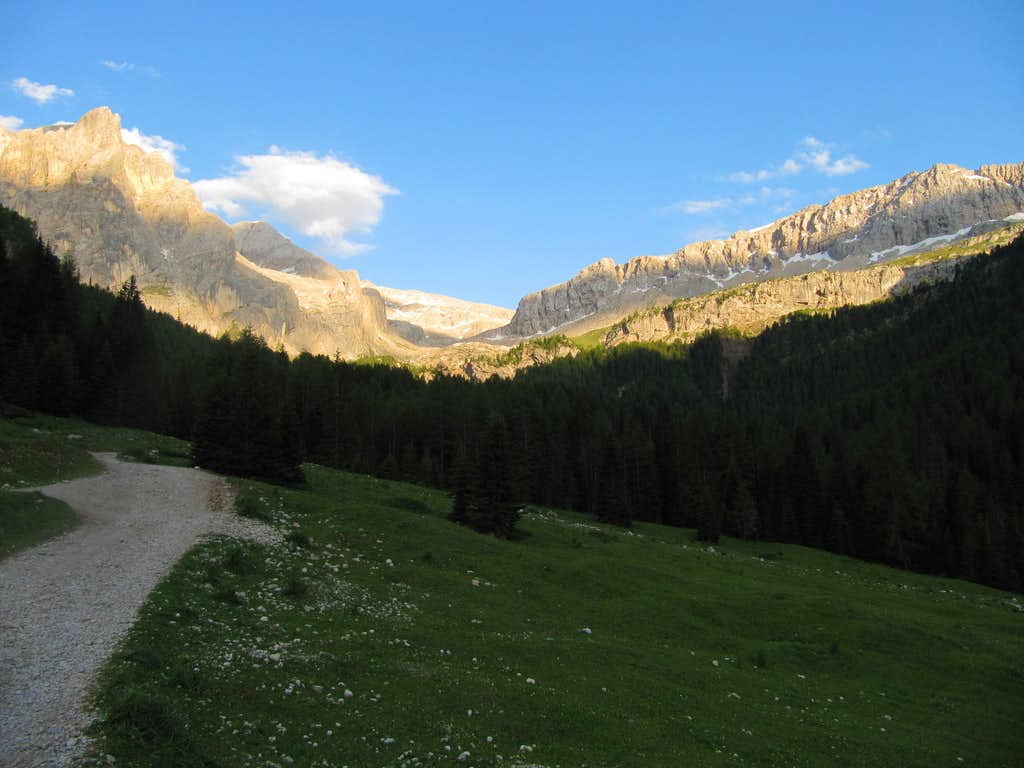 Cime d'Ombretta (3011m)