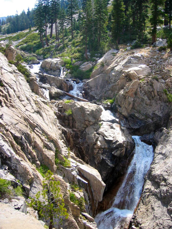 Rae Lakes Loop Bubbs Creek
