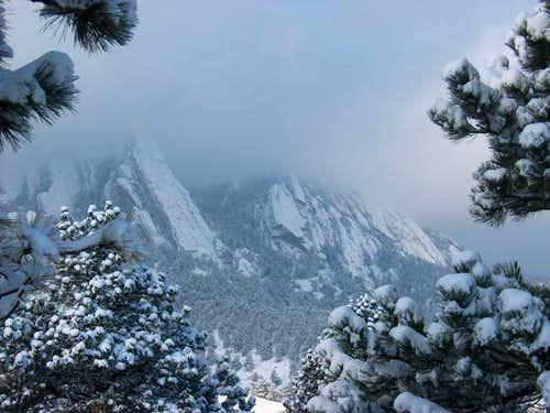Boulder's Flatirons- 18...