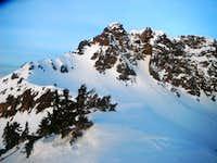 Brokeoff Mtn NE Ridge