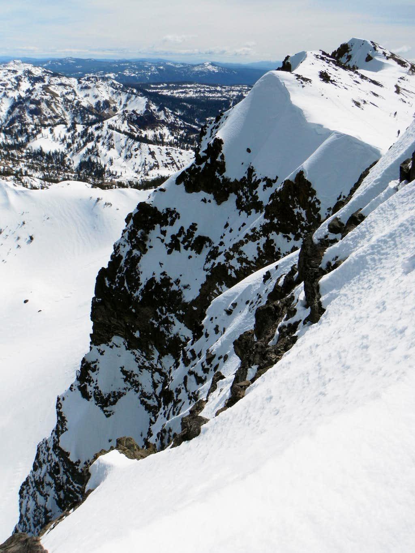 Brokeoff Mountain North Face