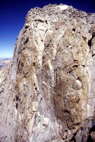 The Southwest Face of...