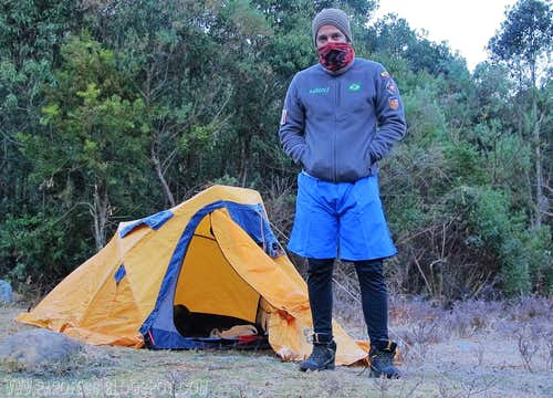 Itaguare Peak hike (2.334m/ 7.657ft)