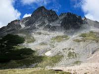 Cerro Negro from Creek