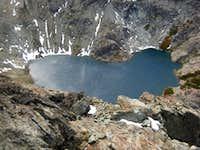 Laguna Negra from Cerro Negro