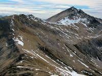 Cerro Bailey Willis Ridge