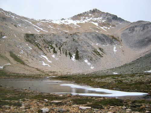 Cerro Bailey Willis