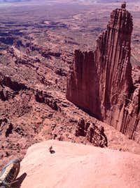 The Oracle, Fisher Towers