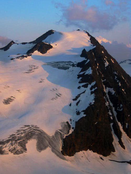 Linker Fernerkogel (3277m)