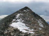 Cerro Bailey Willis Ridge - Second Half