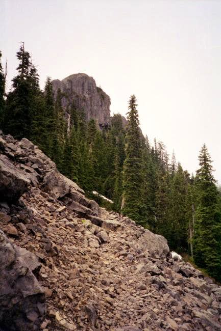 Tidbits Mountain Trail (East)