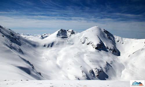 Ski-touring & snowboard trip to Titov vrv (2748 m) in the Republic of Macedonia