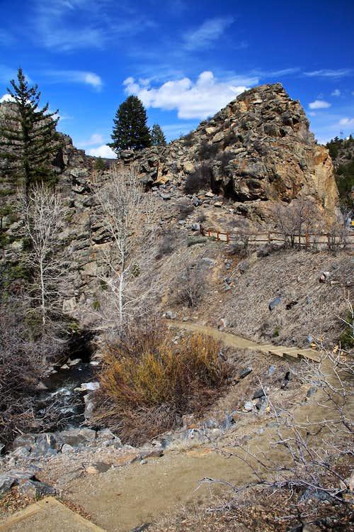 Pine Creek Trail