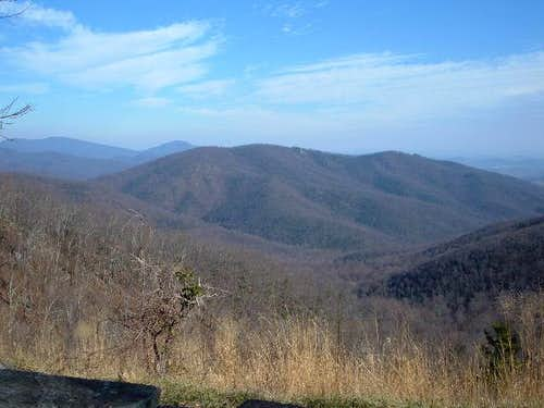 View from the Tunnel Overlook...