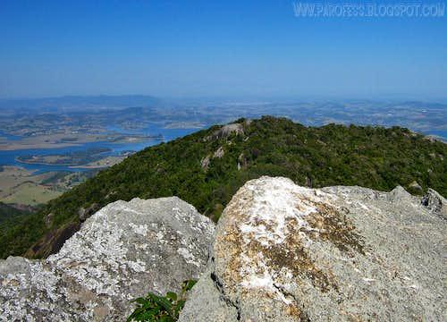 Summit of Lopo Peak