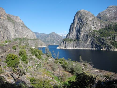 Hetch Hetchy and LeConte Point
