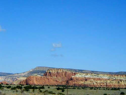 New Mexico, Hwy 84