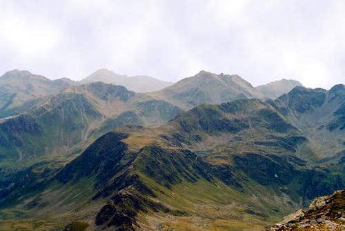 Summit view from Hochkreuz...