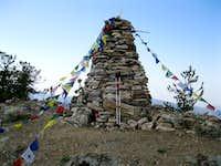 Sawmill Mountain summit tower