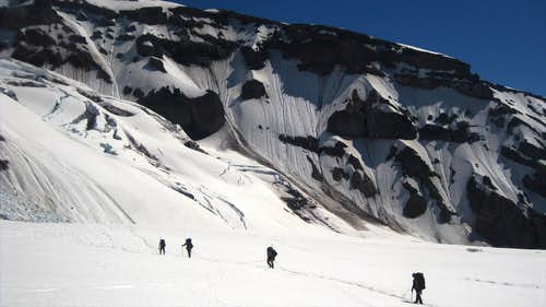 Mt Rainier: Kautz Alpine