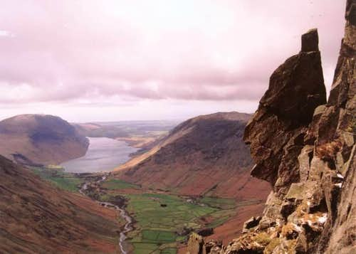 The Sphynx and Wastwater.The...