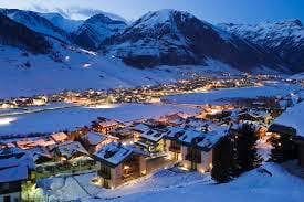 Livigno village