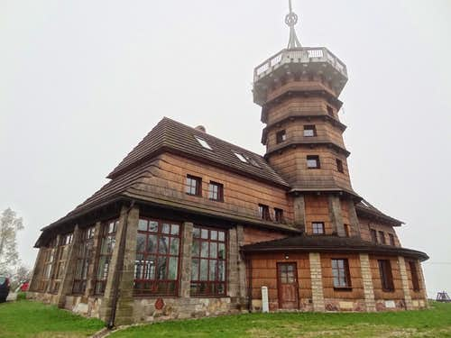 Jiráskova Chata, Dobrošov