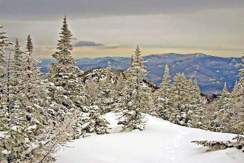 Pitchoff Ridge, photo taken...