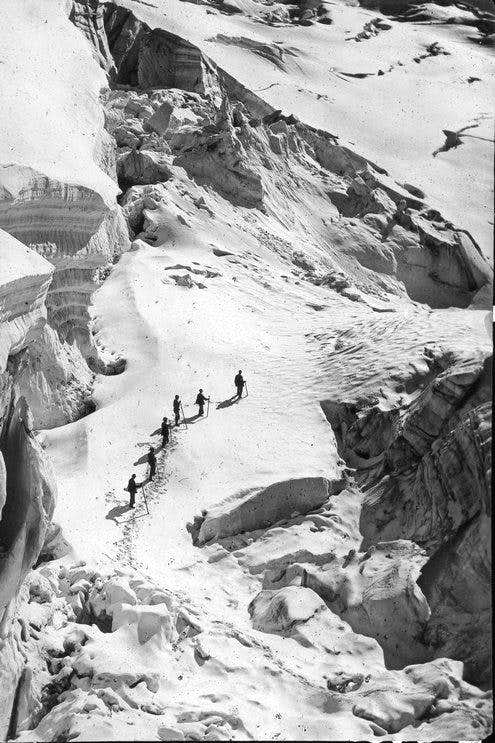 Ascent of Mont Blanc