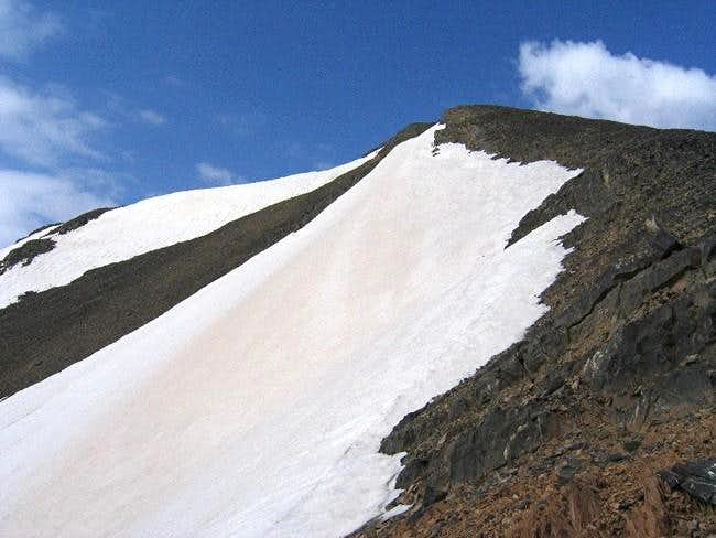 June 23, 2004 The summit of...