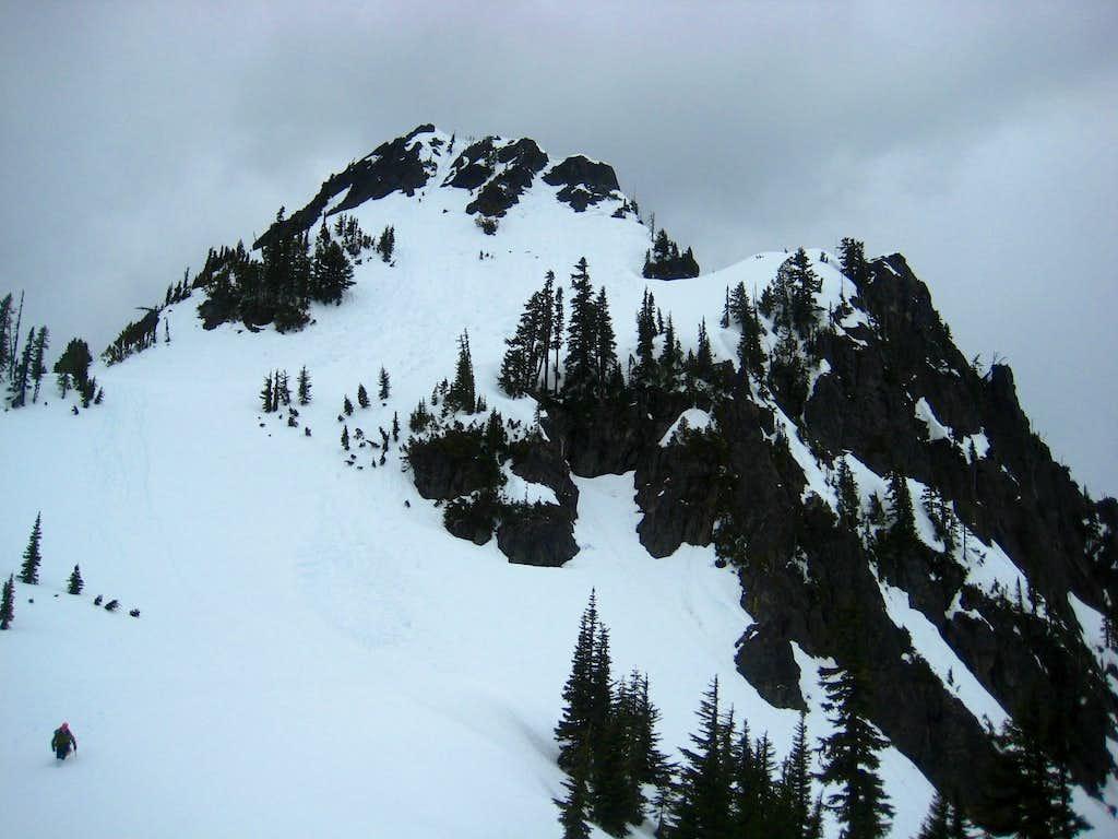 Denman Peak