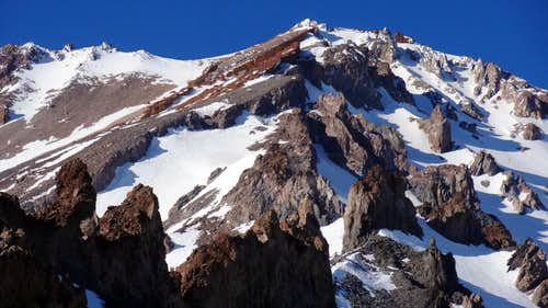Casaval Ridge ,Mt Shasta